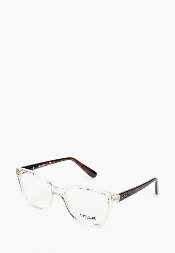Купить Оправа Vogue® Eyewear, vo007dwdbdh8, белый, Весна-лето 2019