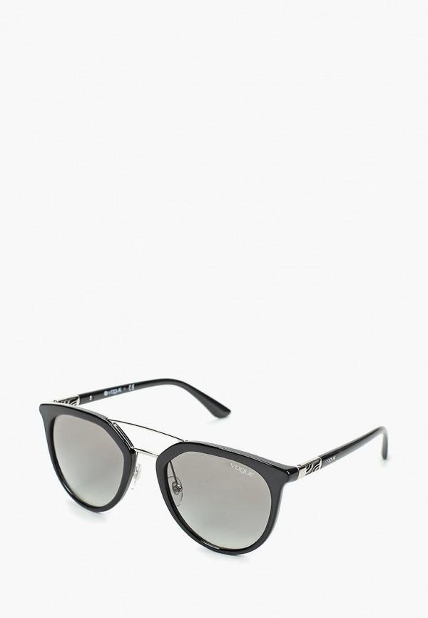 Очки солнцезащитные Vogue® Eyewear Vogue® Eyewear VO007DWDPZX7 baon весна лето 2017 vogue