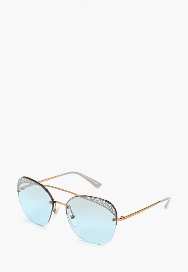 Купить Очки солнцезащитные Vogue® Eyewear, vo007dwdpzy6, золотой, Весна-лето 2019