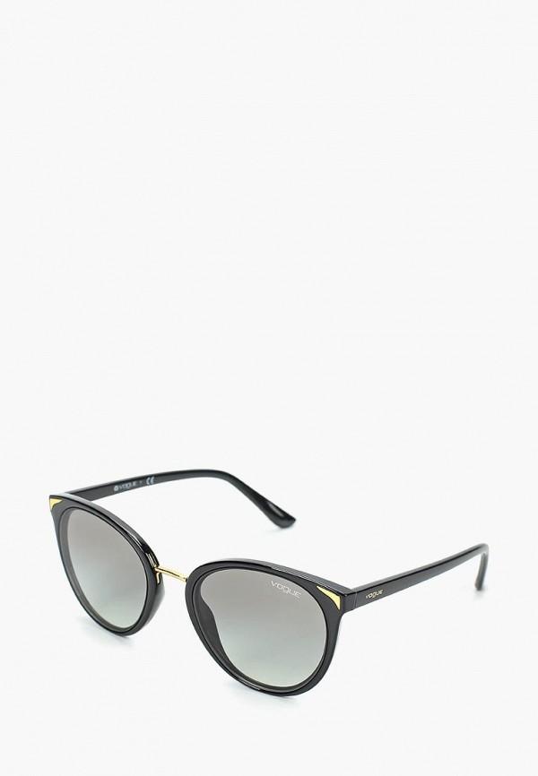 Очки солнцезащитные Vogue® Eyewear Vogue® Eyewear VO007DWDPZY8 baon весна лето 2017 vogue