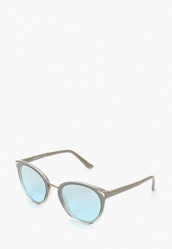 Очки солнцезащитные Vogue® Eyewear Vogue® Eyewear VO007DWDPZY9 оправа vogue® eyewear vogue® eyewear vo007dwzbc55