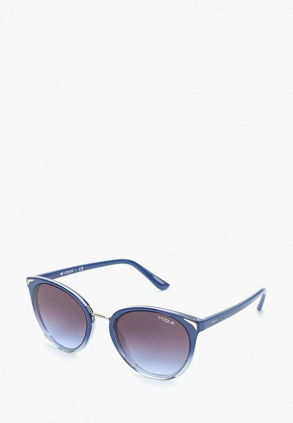 Очки солнцезащитные Vogue® Eyewear Vogue® Eyewear VO007DWDPZZ0 baon весна лето 2017 vogue