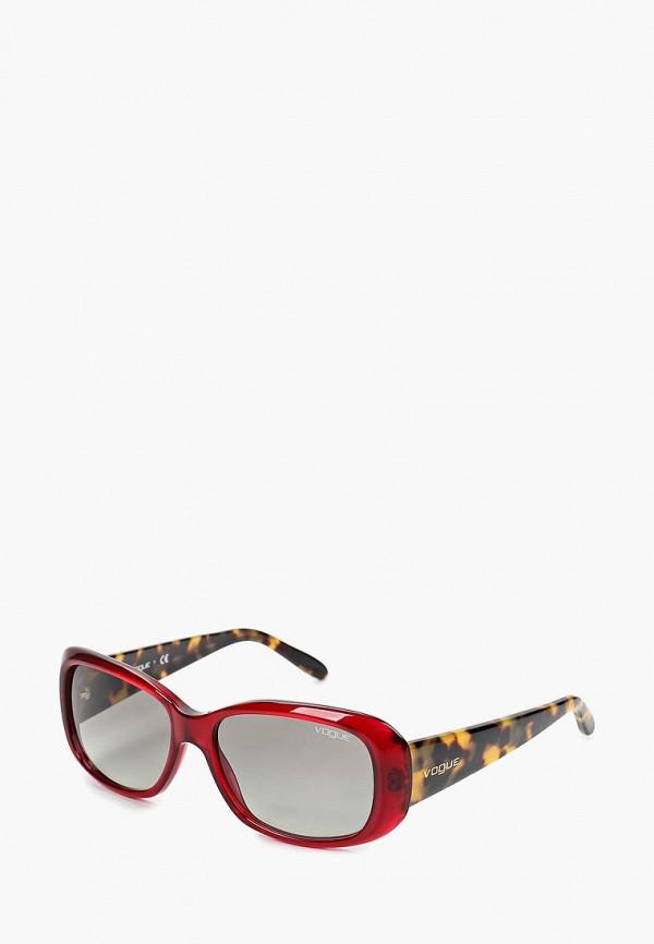 Очки солнцезащитные Vogue® Eyewear Vogue® Eyewear VO007DWDPZZ3 очки солнцезащитные vogue® eyewear vogue® eyewear vo007dwtzd74