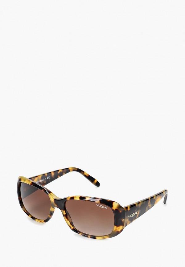 Очки солнцезащитные Vogue® Eyewear Vogue® Eyewear VO007DWDPZZ4 baon весна лето 2017 vogue