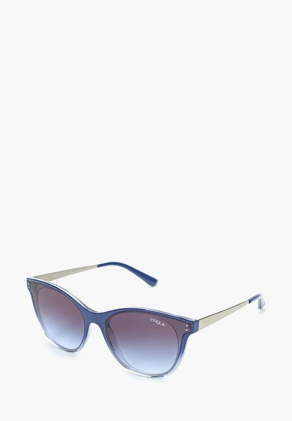 Очки солнцезащитные Vogue® Eyewear Vogue® Eyewear VO007DWDPZZ5 baon весна лето 2017 vogue