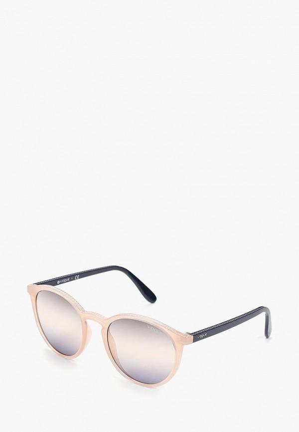 Очки солнцезащитные Vogue® Eyewear Vogue® Eyewear VO007DWDPZZ6 baon весна лето 2017 vogue