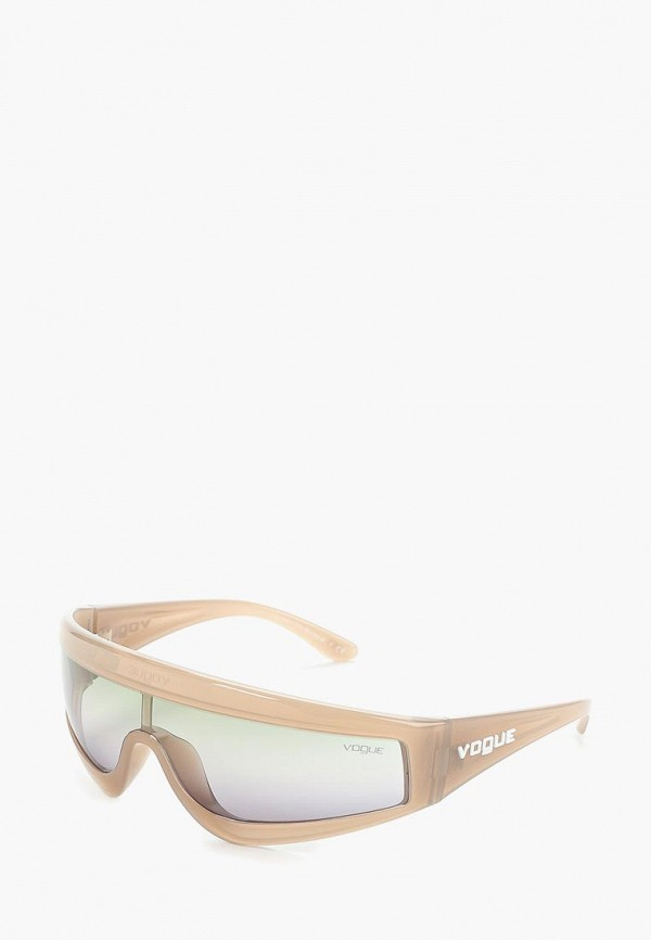 женские солнцезащитные очки vogue® eyewear, бежевые
