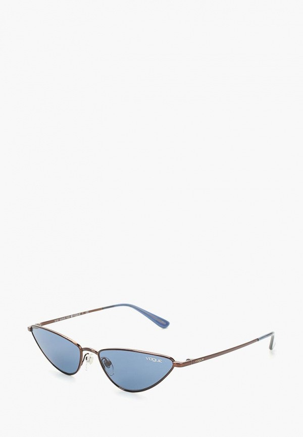 женские солнцезащитные очки vogue® eyewear, золотые
