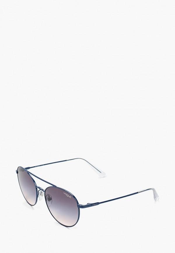Фото - Очки солнцезащитные Vogue® Eyewear Vogue® Eyewear VO007DWENLN9 очки солнцезащитные vogue® eyewear vogue® eyewear vo007dwqgu48