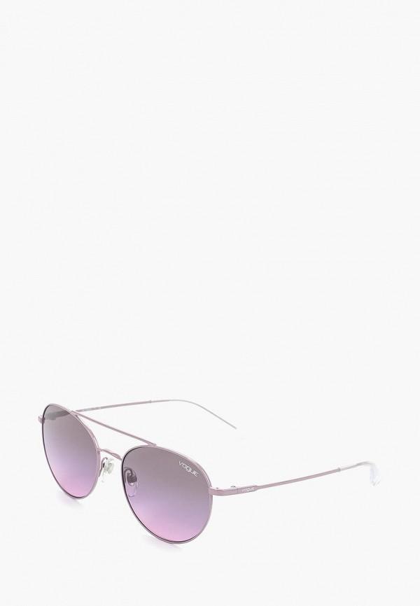 цены на Очки солнцезащитные Vogue® Eyewear Vogue® Eyewear VO007DWENLO0 в интернет-магазинах