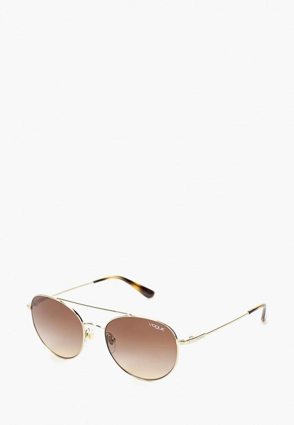 Очки солнцезащитные Vogue® Eyewear Vogue® Eyewear VO007DWENLO2 очки солнцезащитные vogue® eyewear vogue® eyewear vo007dwtzd74