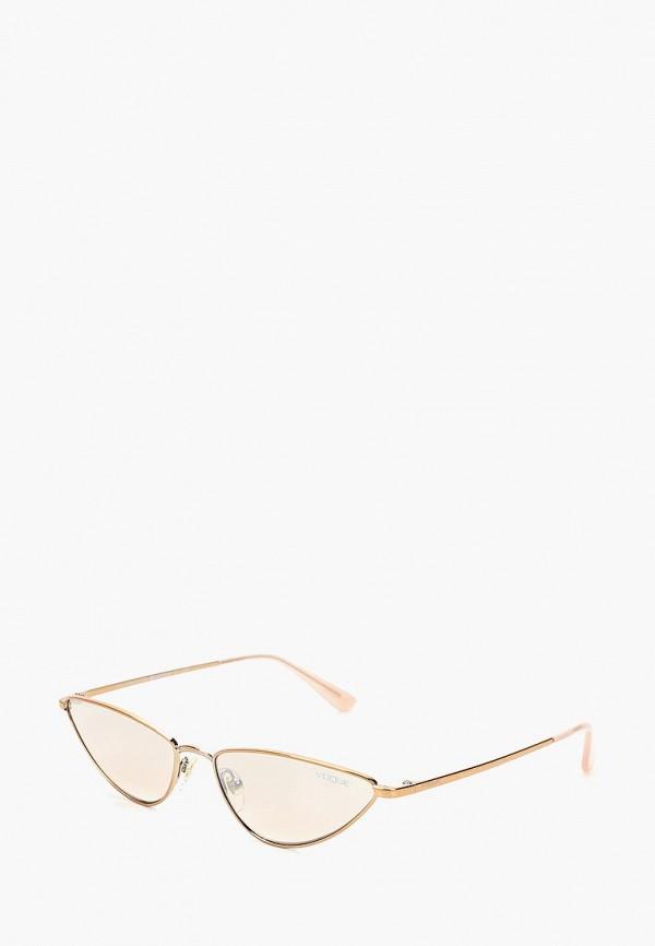 цены Очки солнцезащитные Vogue® Eyewear Vogue® Eyewear VO007DWENLO9