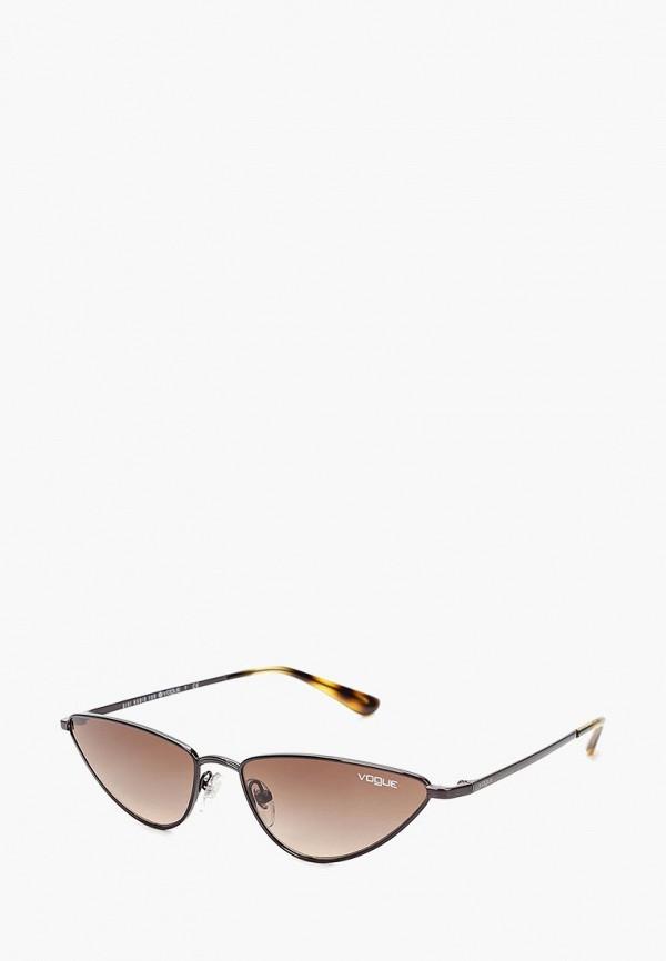 Очки солнцезащитные Vogue® Eyewear Vogue® Eyewear VO007DWENLP0 очки солнцезащитные vogue® eyewear vogue® eyewear vo007dwtzd74