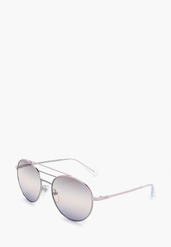 Очки солнцезащитные Vogue® Eyewear Vogue® Eyewear VO007DWENLP9 цена