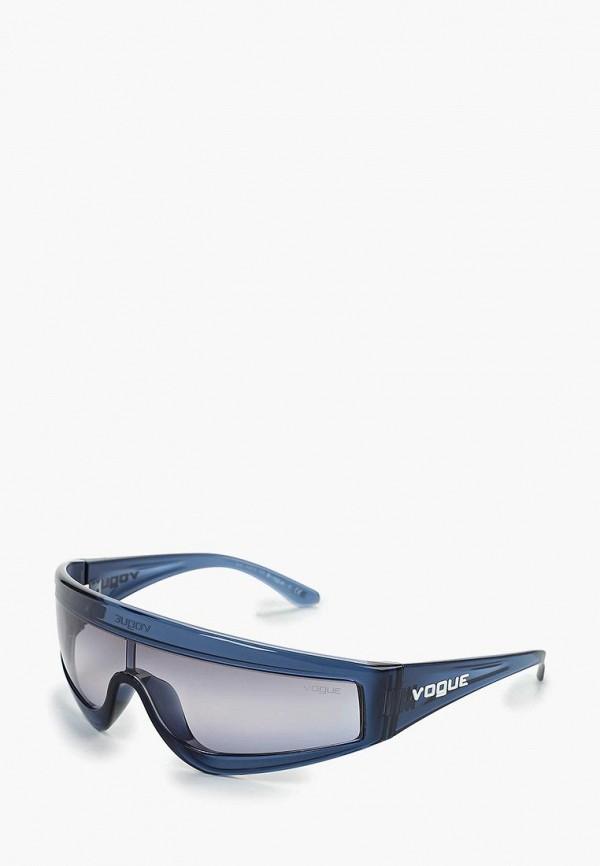 Очки солнцезащитные Vogue® Eyewear Vogue® Eyewear VO007DWENLQ9 очки солнцезащитные vogue® eyewear vogue® eyewear vo007dwtzd74