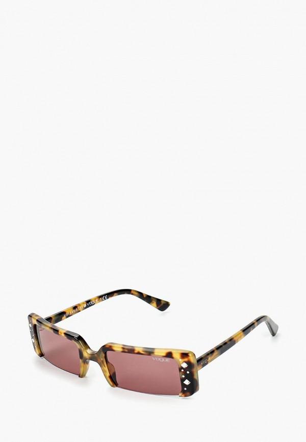 Очки солнцезащитные Vogue® Eyewear Vogue® Eyewear VO007DWENLR4 цена