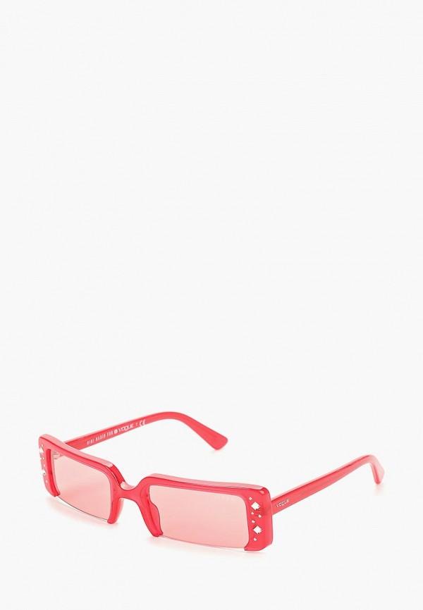 Очки солнцезащитные Vogue® Eyewear Vogue® Eyewear VO007DWENLR5 цена