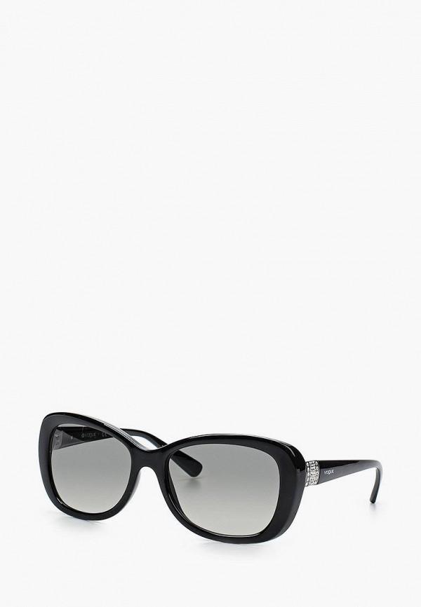 Очки солнцезащитные Vogue® Eyewear Vogue® Eyewear VO007DWETO71 baon весна лето 2017 vogue