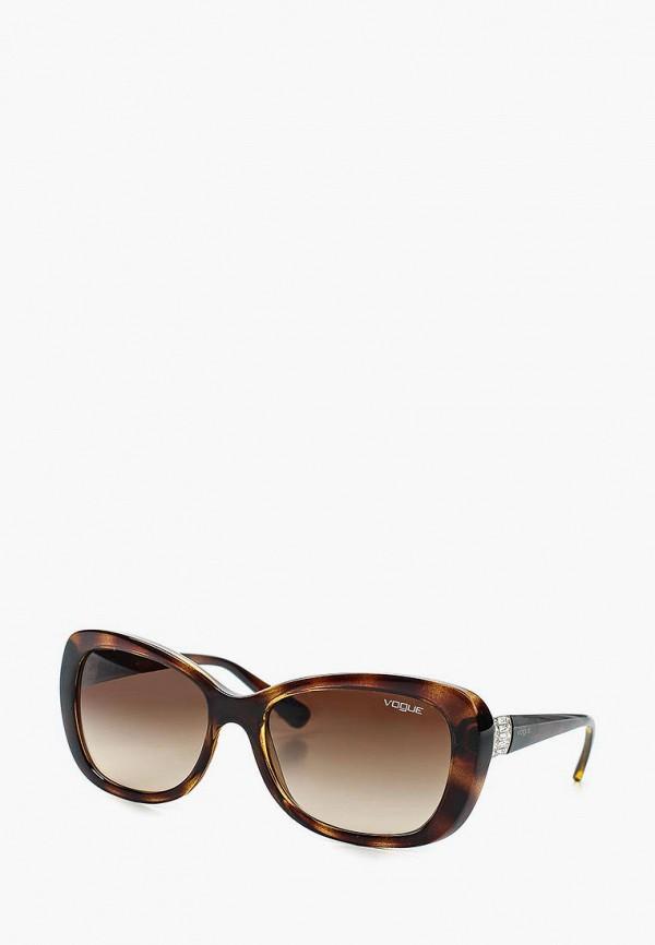 Очки солнцезащитные Vogue® Eyewear Vogue® Eyewear VO007DWETO74 оправа vogue® eyewear vogue® eyewear vo007dwzbc55