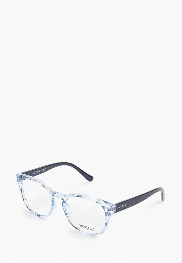 Фото - Оправа Vogue® Eyewear голубого цвета