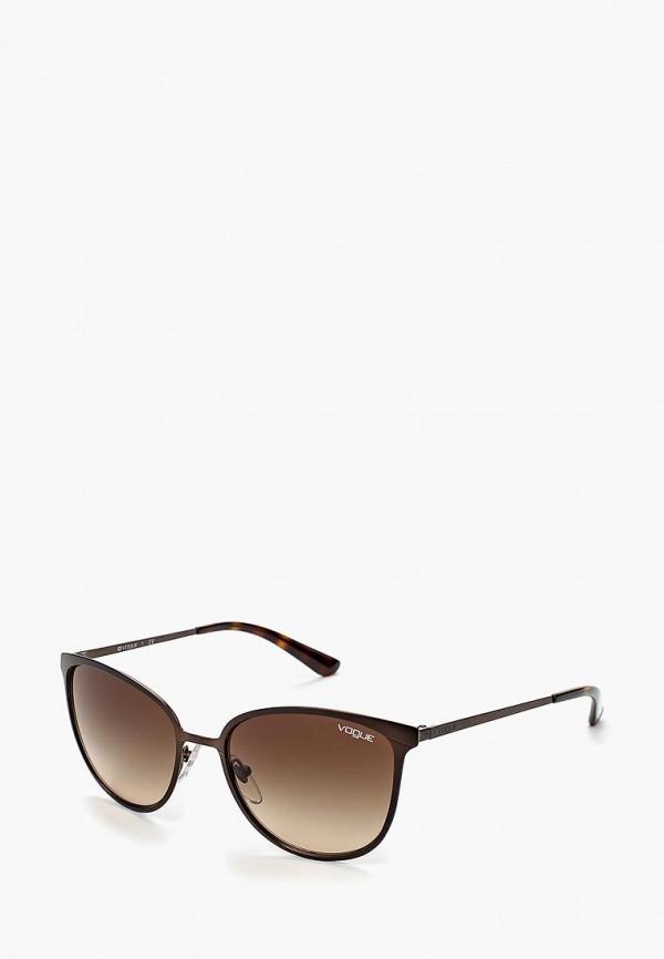 Очки солнцезащитные Vogue® Eyewear Vogue® Eyewear VO007DWHXG96 baon весна лето 2017 vogue