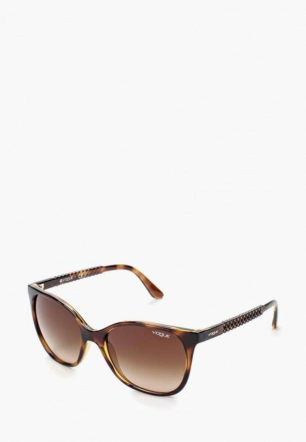 Очки солнцезащитные Vogue® Eyewear Vogue® Eyewear VO007DWHXH04 очки солнцезащитные vogue® eyewear vogue® eyewear vo007dwtzd74