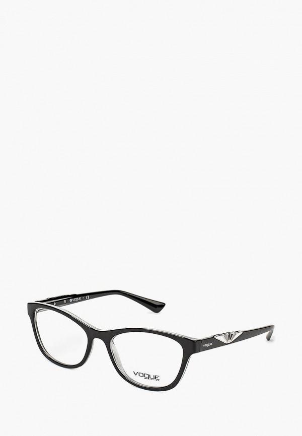 Купить Оправа Vogue® Eyewear, VO007DWJJZ42, черный, Весна-лето 2018