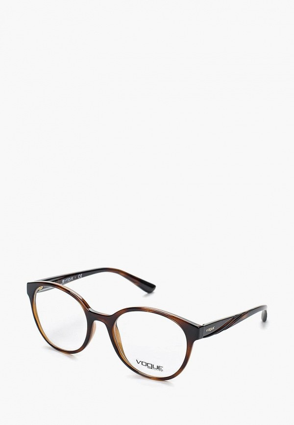 Купить Оправа Vogue® Eyewear, VO5104 2386, VO007DWLFS70, коричневый, Осень-зима 2017/2018