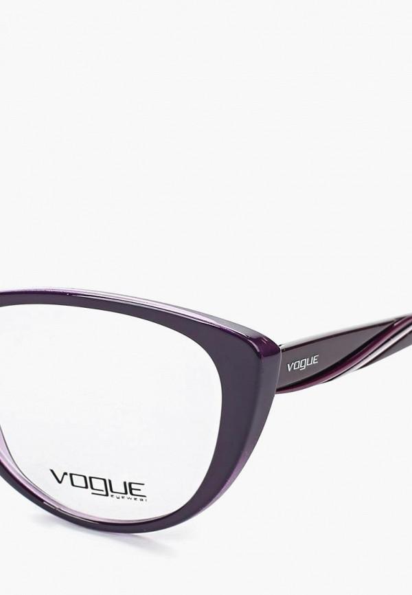 Фото 9 - Оправа Vogue® Eyewear фиолетового цвета