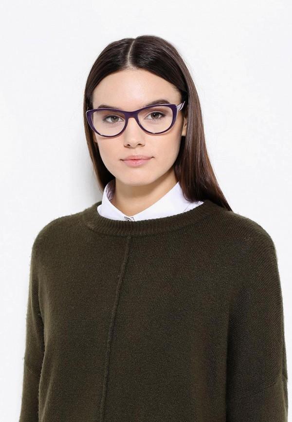 Фото 12 - Оправа Vogue® Eyewear фиолетового цвета