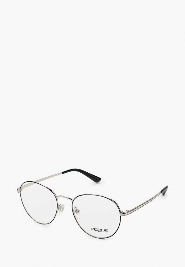 Купить Оправа Vogue® Eyewear, VO4024 352, VO007DWLFS85, серебряный, Весна-лето 2018