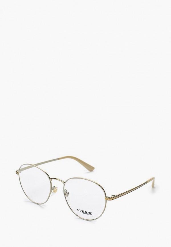 Купить Оправа Vogue® Eyewear, VO4024 996, VO007DWLFS87, бежевый, Осень-зима 2018/2019