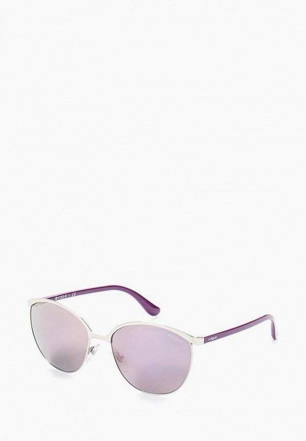 Очки солнцезащитные Vogue® Eyewear Vogue® Eyewear VO007DWOZH27 очки солнцезащитные vogue® eyewear vogue® eyewear vo007dwtzd74