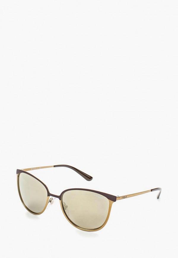 Очки солнцезащитные Vogue® Eyewear Vogue® Eyewear VO007DWOZH40 очки солнцезащитные vogue® eyewear vogue® eyewear vo007dwtzd74