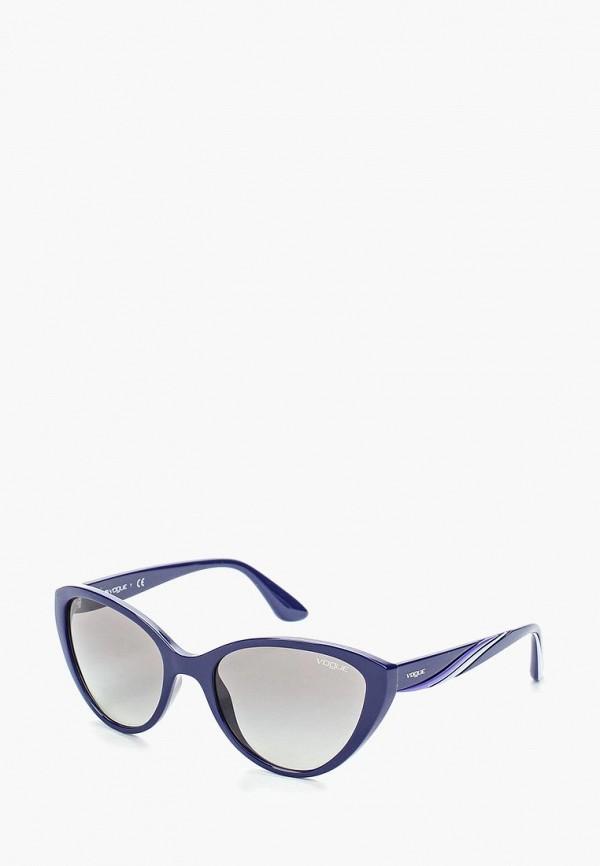 Очки солнцезащитные Vogue® Eyewear Vogue® Eyewear VO007DWOZH44 оправа vogue® eyewear vogue® eyewear vo007dwzbc55