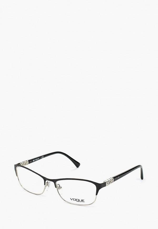 Купить Оправа Vogue® Eyewear, VO4057B 352, VO007DWQGU36, черный, Весна-лето 2018