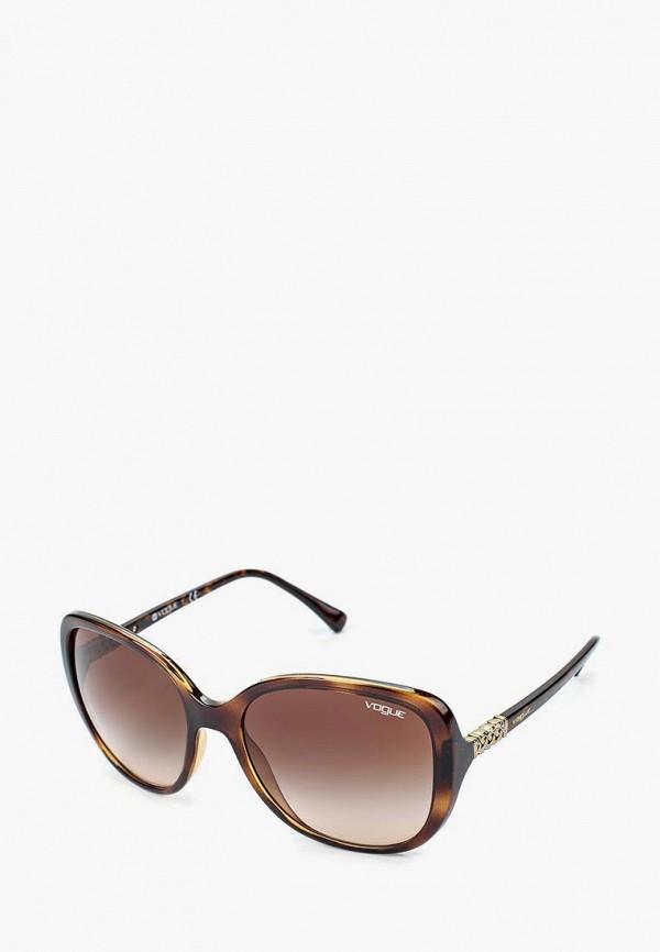 Фото - Очки солнцезащитные Vogue® Eyewear Vogue® Eyewear VO007DWQGU62 очки солнцезащитные vogue® eyewear vogue® eyewear vo007dwqgu48