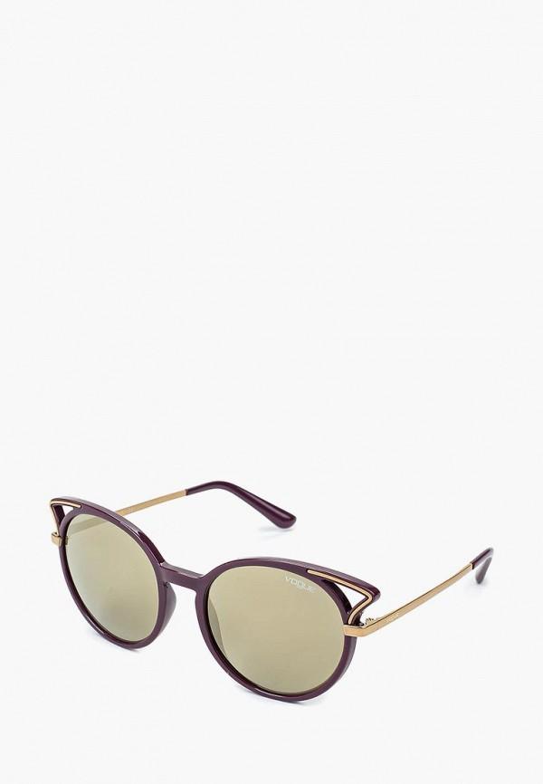 Очки солнцезащитные Vogue® Eyewear Vogue® Eyewear VO007DWQGU67 x flash светодиодная панель x flash xf spw 295 1195 2 40w 6000k арт 47390