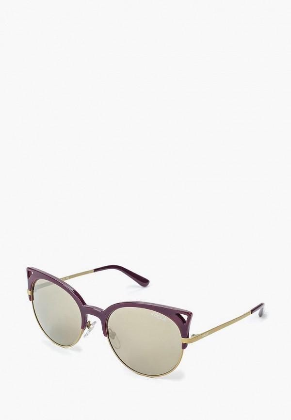 Очки солнцезащитные Vogue® Eyewear Vogue® Eyewear VO007DWQGU71 цена