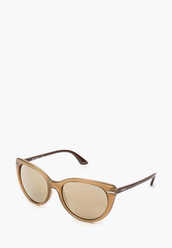 Очки солнцезащитные Vogue® Eyewear Vogue® Eyewear VO007DWQGU74 очки солнцезащитные vogue® eyewear vogue® eyewear vo007dwzbf65