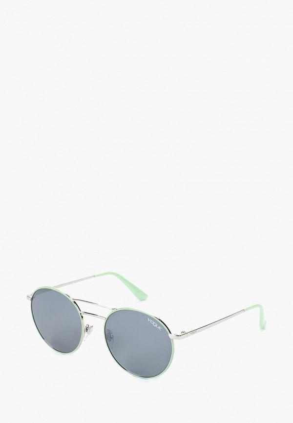Очки солнцезащитные Vogue® Eyewear Vogue® Eyewear VO007DWTZD59 очки солнцезащитные vogue® eyewear vogue® eyewear vo007dwaupa2
