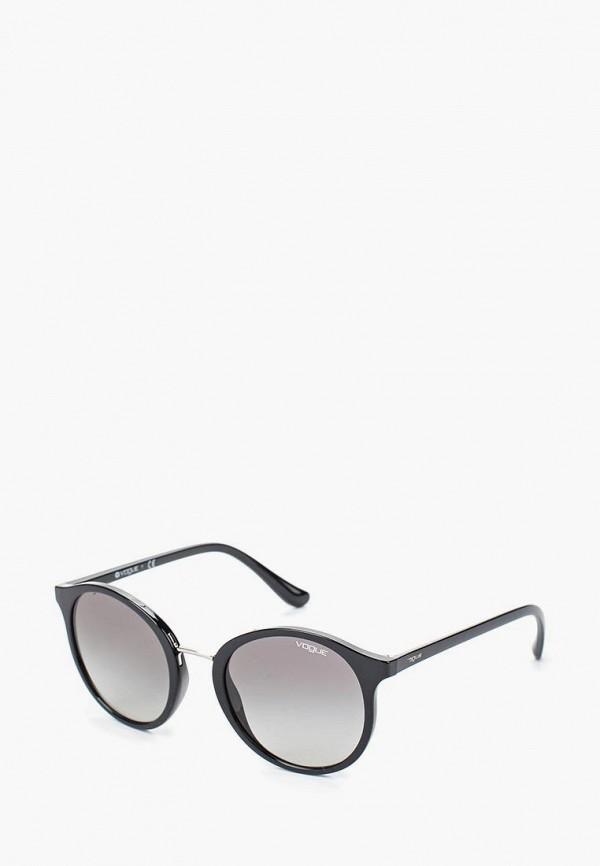Очки солнцезащитные Vogue® Eyewear Vogue® Eyewear VO007DWTZD62 цена