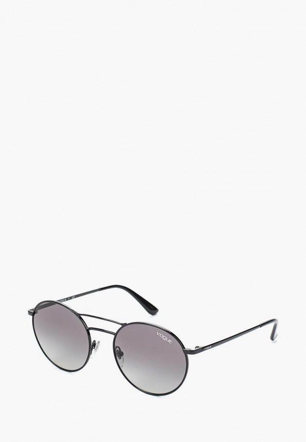 Очки солнцезащитные Vogue® Eyewear Vogue® Eyewear VO007DWTZD75 оправа vogue® eyewear vogue® eyewear vo007dwzbc55