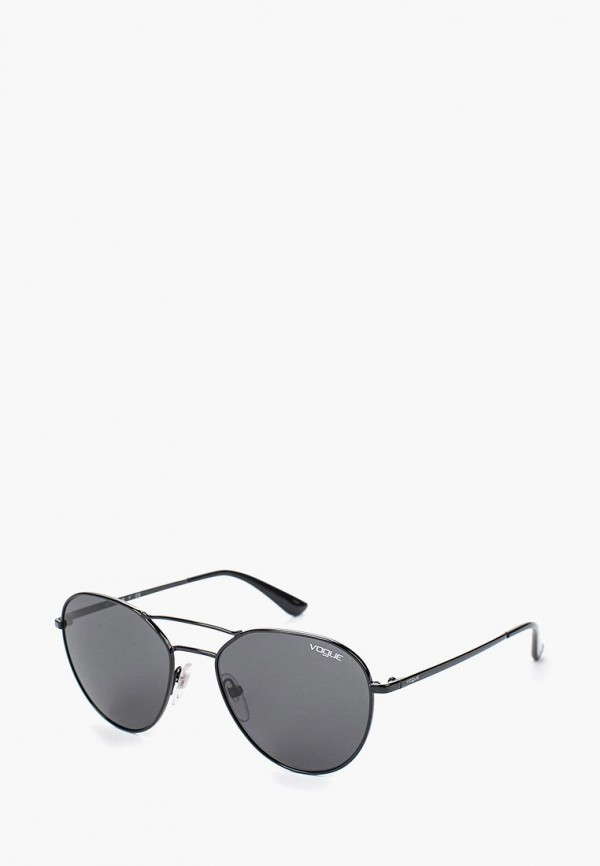 Купить Очки солнцезащитные Vogue® Eyewear, VO4060S 352/87, vo007dwtzd76, черный, Весна-лето 2019