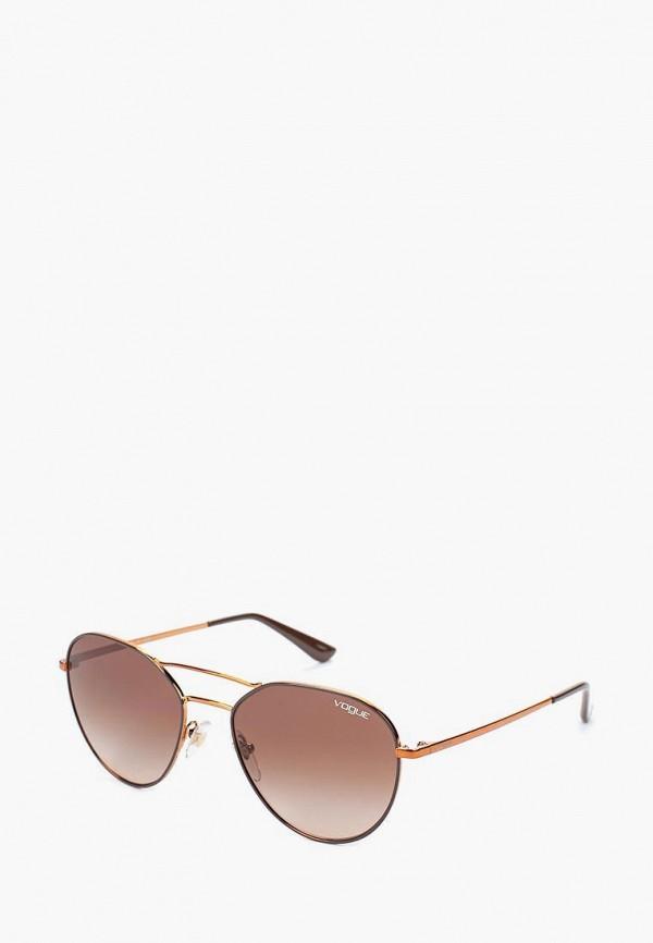 Фото - Очки солнцезащитные Vogue® Eyewear Vogue® Eyewear VO007DWTZD77 очки солнцезащитные vogue® eyewear vogue® eyewear vo007dwqgu48
