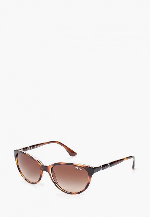 Очки солнцезащитные Vogue® Eyewear Vogue® Eyewear VO007DWTZD84 очки солнцезащитные vogue® eyewear vogue® eyewear vo007dwtzd74
