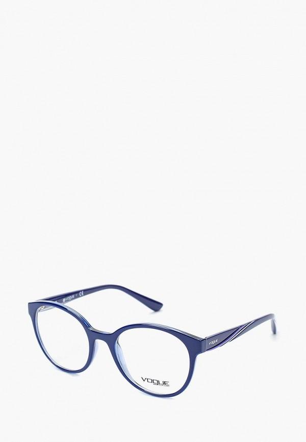 Купить Оправа Vogue® Eyewear, VO5104 2471, VO007DWUUS53, синий, Весна-лето 2018