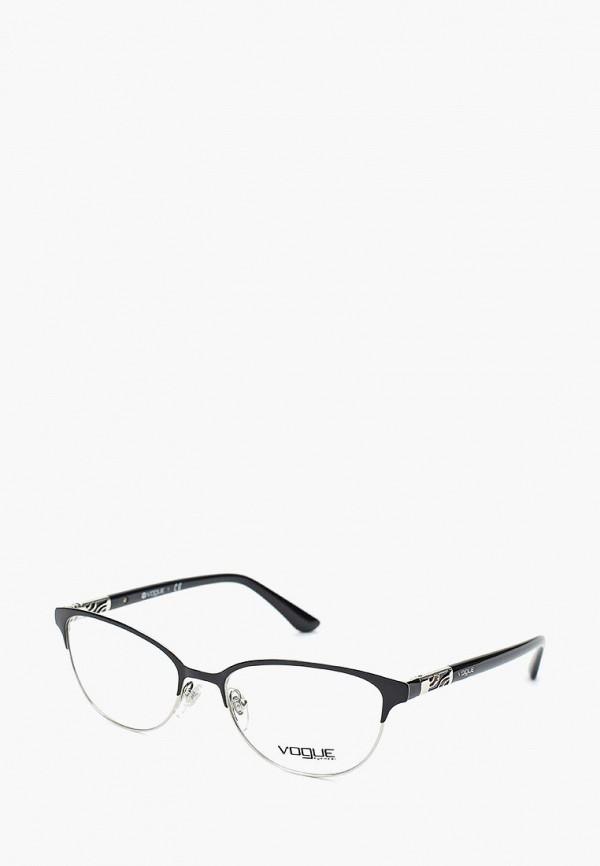 Купить Оправа Vogue® Eyewear, VO4066 352, VO007DWUUS63, черный, Весна-лето 2018