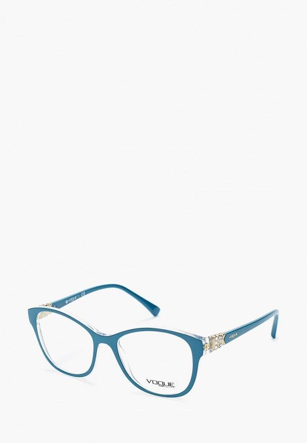 Купить Оправа Vogue® Eyewear, VO5169B 2564, VO007DWUUS80, синий, Весна-лето 2018