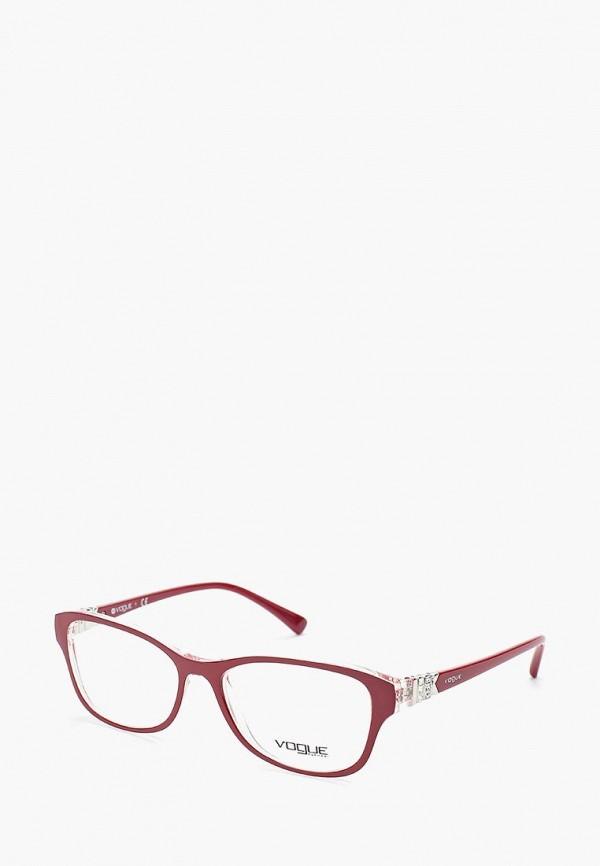 Купить Оправа Vogue® Eyewear, VO5170B 2562, VO007DWUUS81, красный, Весна-лето 2018